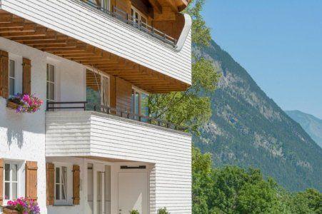 Balkon Hotelluen