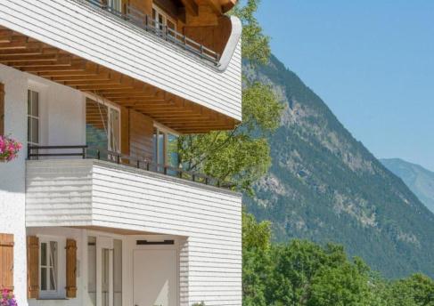 Hotelluen balkon